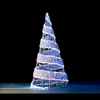 ​Outdoor Spiral Christmas Tree Lights