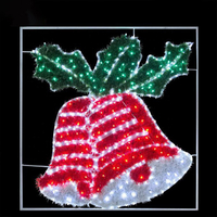 Jingle Bell Christmas Led Motif Light