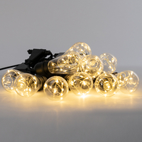 Waterproof Led String Light Copper Wire G40 LED Copper Wire Bulb for Outdoor Decoration