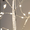 Outdoor Plastic Artificial Christmas LED Tree Light