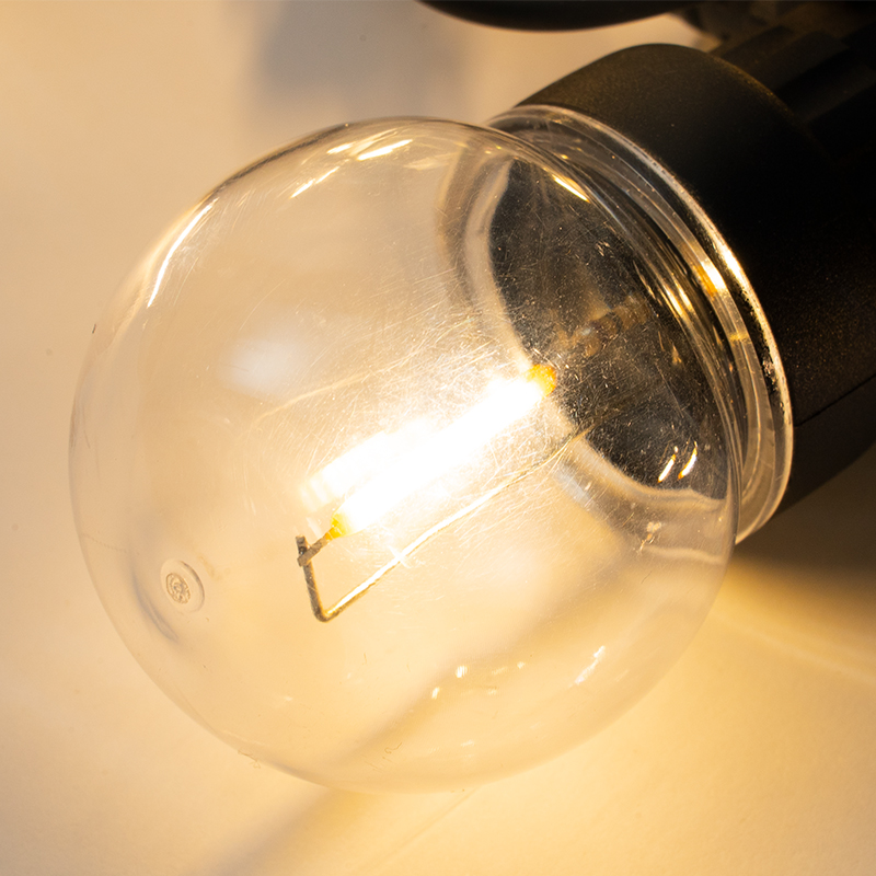 Connectable Bulb String Light