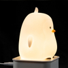 Factory Sales Inexpensive Cute Kids Baby Led Penguin Shape Night Light