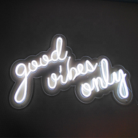 Outdoor Indoor DIY LED Christmas Decorative Advertising LED Neon Sign