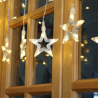 Evermore Star Decorative Curtain Light
